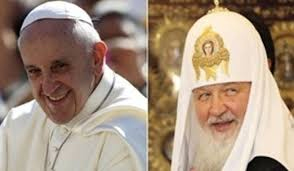 Pope Francis and Orthodox Patriarch Kirill will meet in Havana