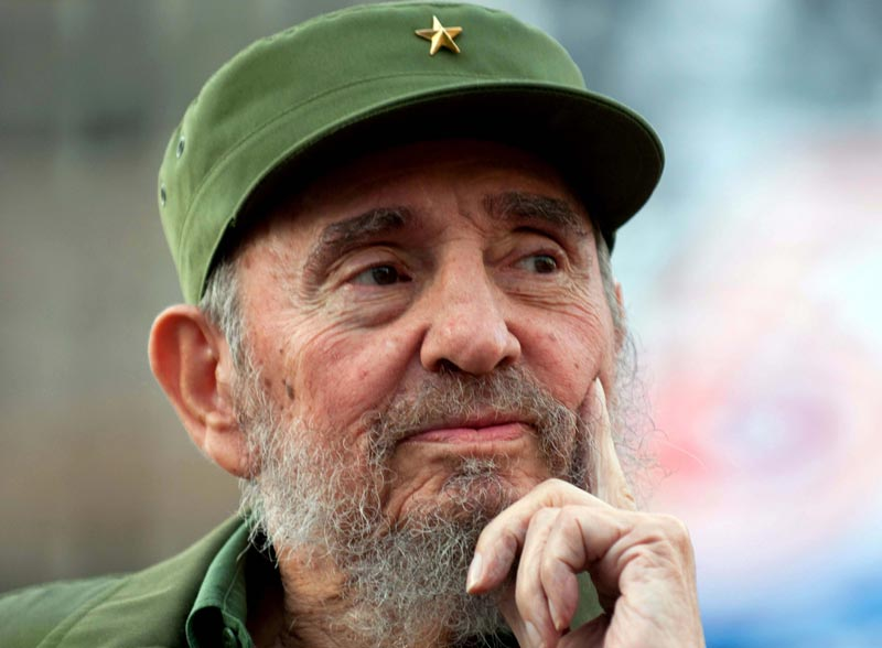 Tribute to Fidel Castro in Different Parts of the World