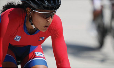 Cuban Sierra finishes second in UCI Women´s World Tour stage in Italy