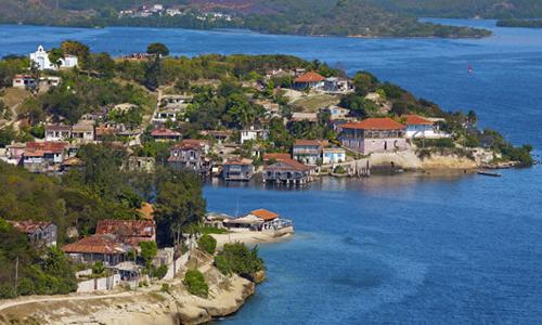Proyectan desarrollo integral de la Bahía de Santiago de ...