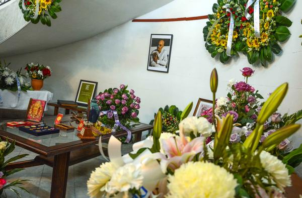 Workers of the Cuban News Agency Regret the Passing Away of Antonio Molto