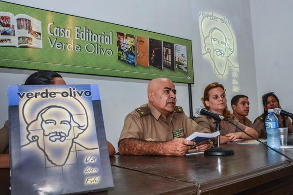 Revista Verde Olivo presenta edición especial dedicada al Che