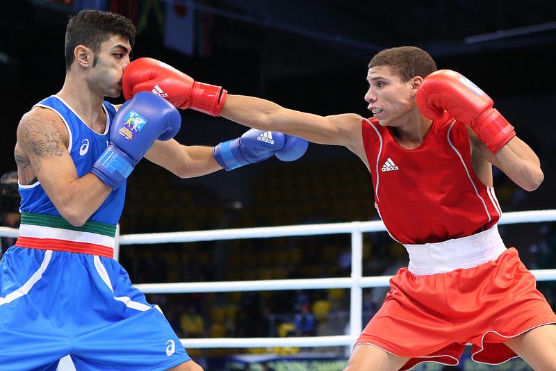 Tres triunfos cubanos hoy en Mundial de Boxeo