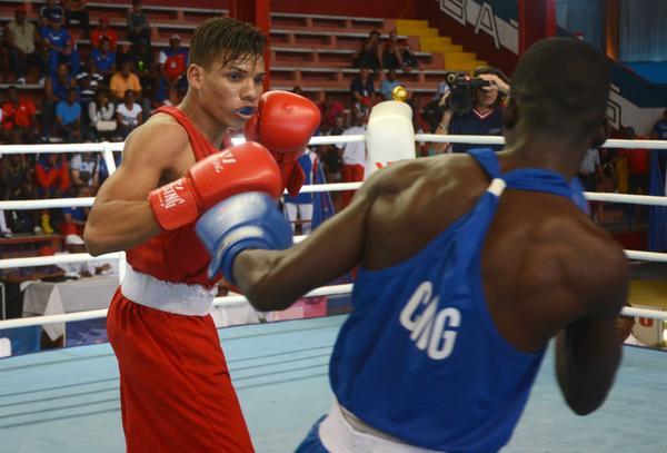 Incluido camagüeyano Yusel Nápoles en preselección nacional de Boxeo