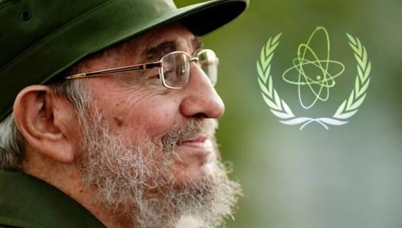 La Agencia de Energía Nuclear y Tecnologías de Avanzada dio a conocer, en esta capital,  una cronología sobre la percepción de ese tipo de energía que tenía el máximo líder de la Revolución Cubana, Fidel Castro Ruz, en fecha tan temprana como el 26 de julio de 1953.