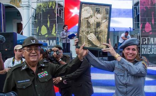Rememoran en Cuba fundación de la Policía Nacional Revolucionaria