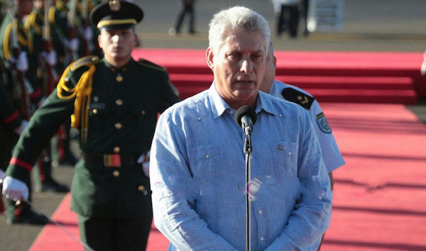 Cuban First VP: Nicaragua can always count on Cuba´s support
