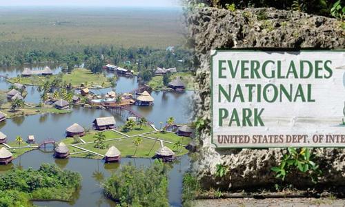 parque nacional everglades fica - photo #49