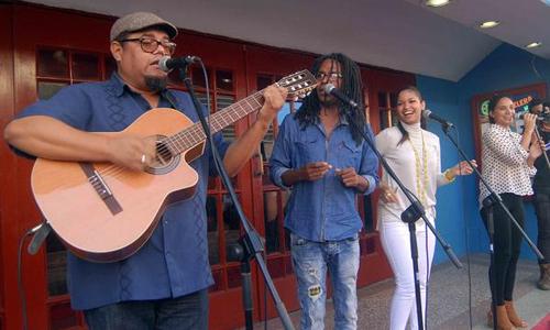 """""""Los Agradecidos"""" cantarán en tributo de la CELAC a Fidel Castro"""