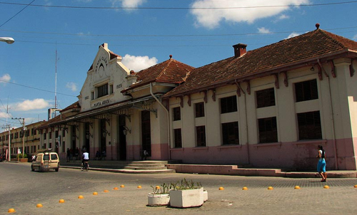 A punto de reabrir puertas estación ferroviaria de Santa Clara