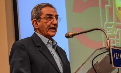 José Ramón Balaguer Cabrera,miembro del Secretariado del CC PCC, y Jefe de su departamento de Relaciones Internacionales.  Foto: Marcelino Vázquez Hernández/Archivo ACN
