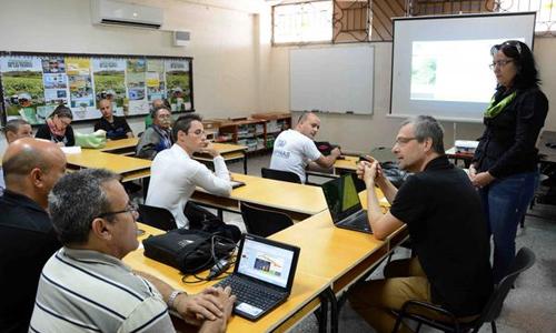 Emprenderá Universidad camagüeyana proyecto agroecológico con nación belga