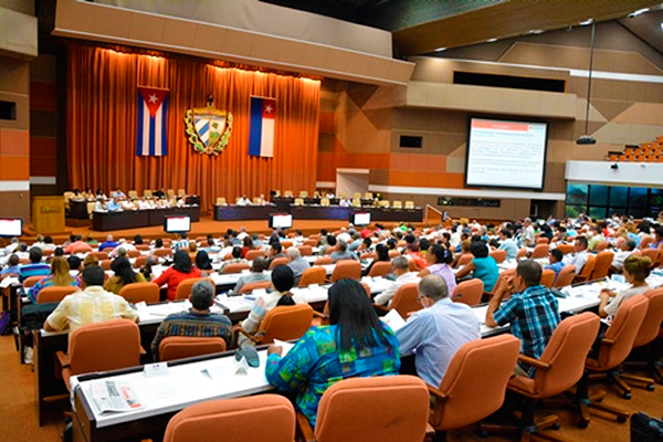 Cubans Discussing the Constitutional Reform Is a Democratic Exercise