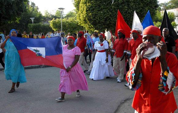 En La Habana Semana de la Cultura haitiana