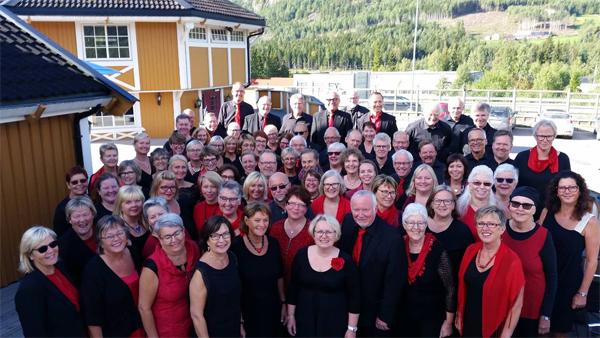 Agrupación coral mixta de Noruega ofrece conciertos en Cuba