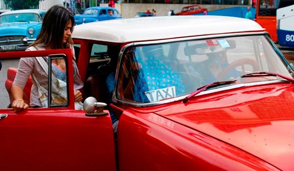 Una actitud que agudiza más la situación del transporte público en La Habana
