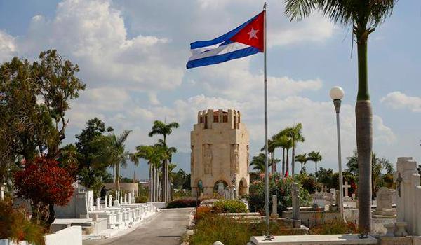 Ofrenda floral del Presidente Raúl Castro en homenaje a José Martí