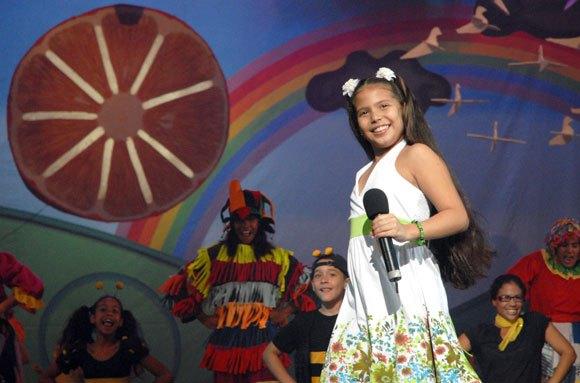 Vuelve Festival de la Canción Infantil Cantándole al Sol