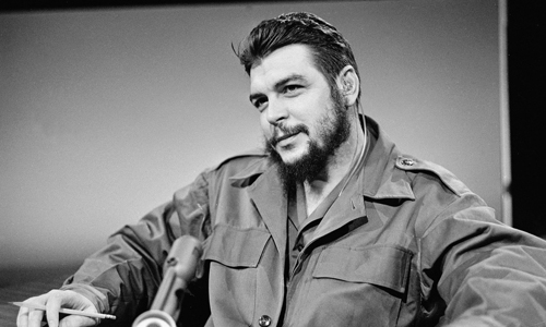 European friends pay tribute to Che Guevara