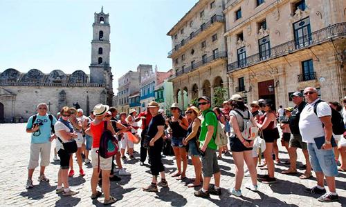Resultado de imagen para site:www.acn.cu turismo llegada a cuba
