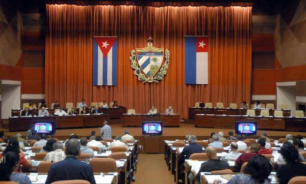 Analizarán diputados cubanos cumplimiento del Plan de la Economía