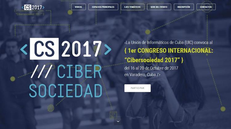 Cibersociedad 2017 superó las expectativas
