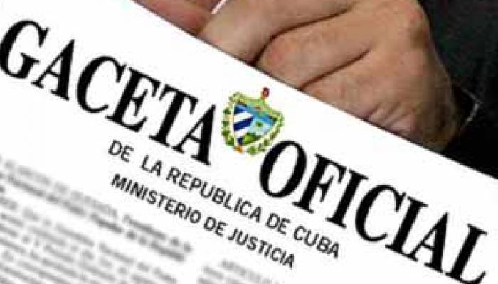 Publicada en Gaceta Oficial nueva Ley Electoral de la República de Cuba