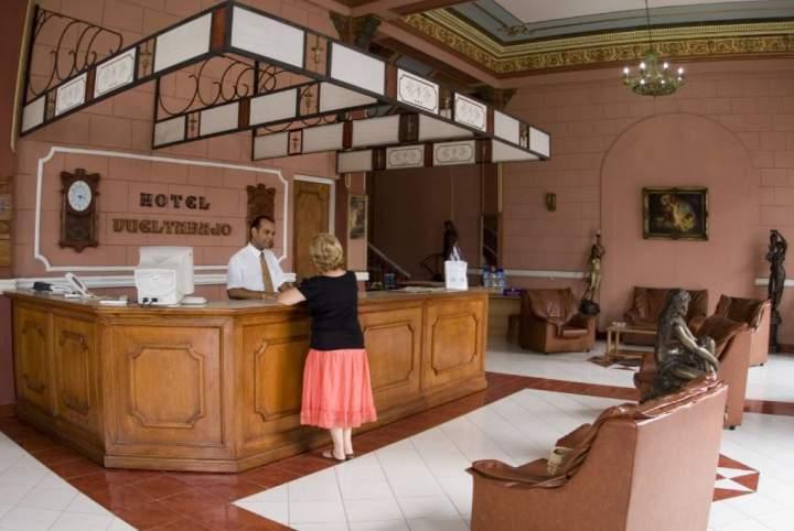 L'hôtel Vueltabajo est un point clé de la Route du tabac