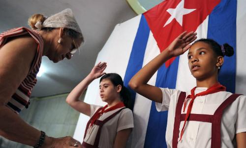 Cuba: Convoca el Consejo de Estado a elecciones generales