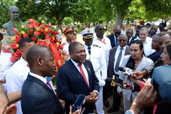 Interesa a Mozambique ampliar relaciones con Cuba