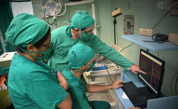 En La Habana, Tercera Convención Internacional Tecnología y Salud