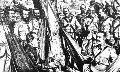 Mangos de Baraguá: Historia y juramento por Cuba