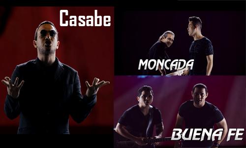 Expectativa en Camagüey por concierto de Buena Fe, Moncada y Casabe