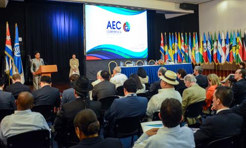 Sesiona en La Habana Conferencia de Cooperación de Asociación caribeña