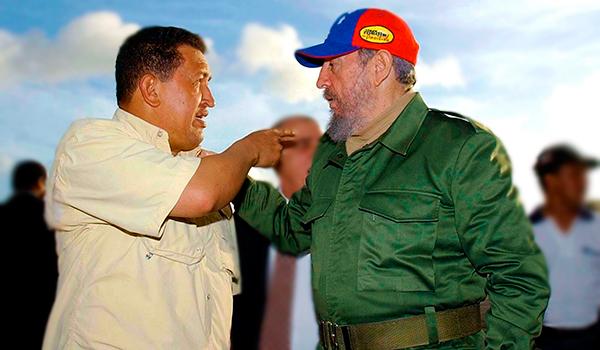 Fidel y Chávez: paladines de Solidaridad