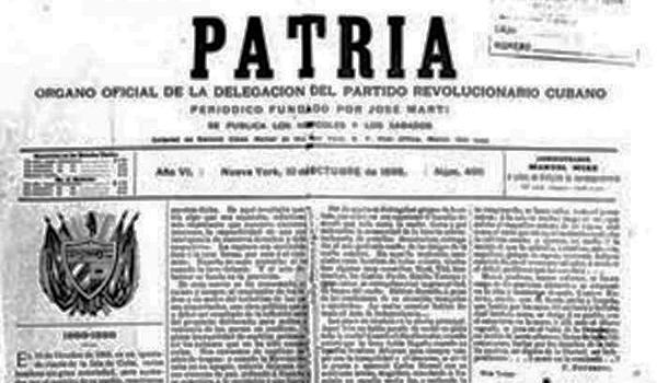 Periodistas cubanos renden hoy homenaje a Martí y a Fidel