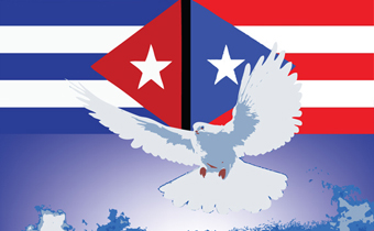 Puerto Ricans Reaffirm Commitment with Cuba and Fidel