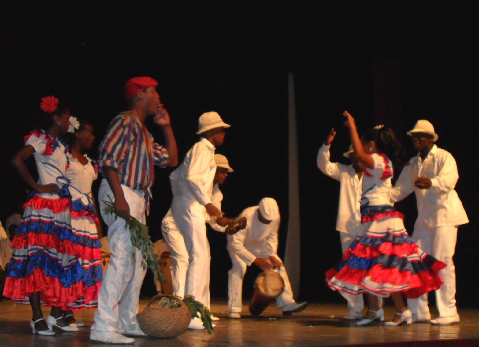 Comenzó en Santiago de Cuba la X Fiesta de la Danza