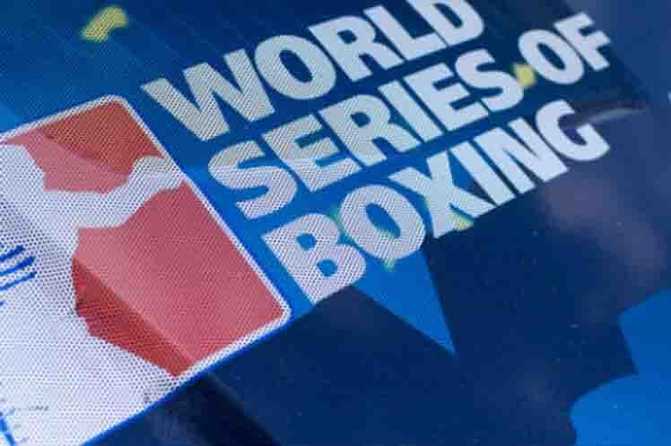 En boxeo, hoy, Domadores contra Caciques de Venezuela