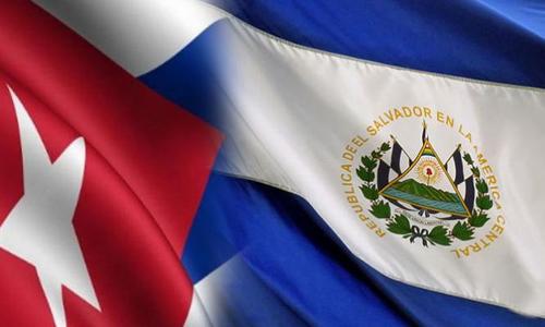Cuba y El Salvador firman convenio de colaboración de la salud