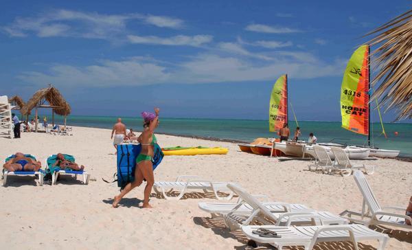 En camino nueve empresas mixtas más en sector turístico cubano