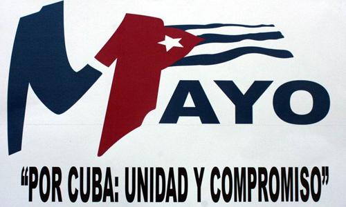 Cubanos demostrarán su apoyo a la Revolución este 1ro de Mayo