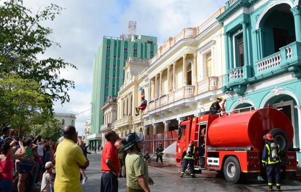 Exitoso Ejercicio popular Meteoro 2017 en Cuba