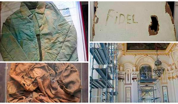 Museo de la Revolución exhibirá objetos patrimoniales