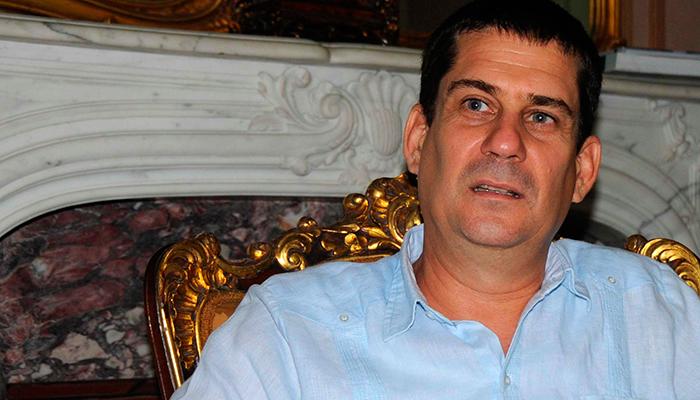 Fermín Quiñones, presidente de la Asociación Cubana de las Naciones Unidas