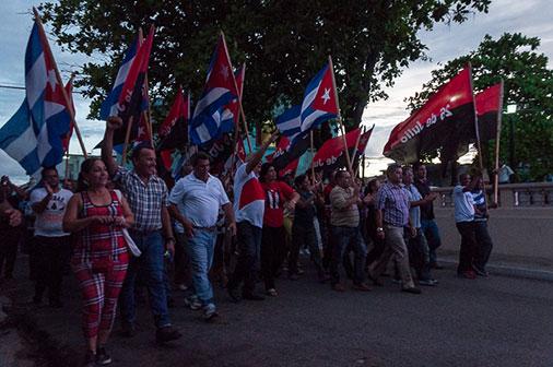 Pinar del Río fête le 26 Juillet avec des significatifs résultats
