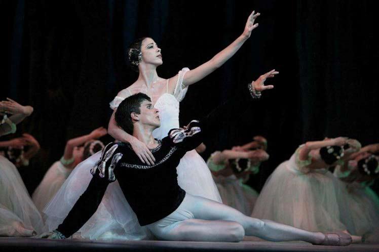 Comienza Ballet Nacional de Cuba nuevas presentaciones en Gran Teatro de La Habana