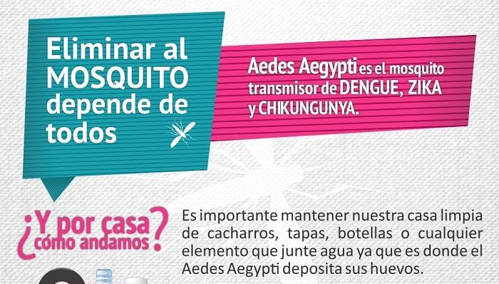 Desde este lunes en Cuba Semana de Acción contra el Mosquito