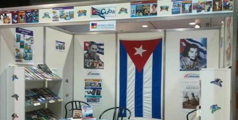 Cuba Invited to the 2018 Book Fair in Santa Cruz, Bolivia