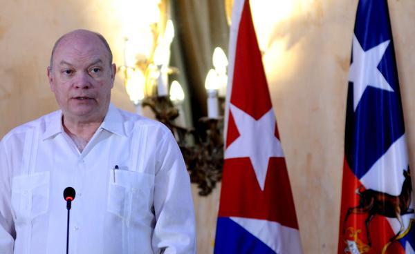 Presidirá Malmierca misión cubana a foro empresarial en Perú